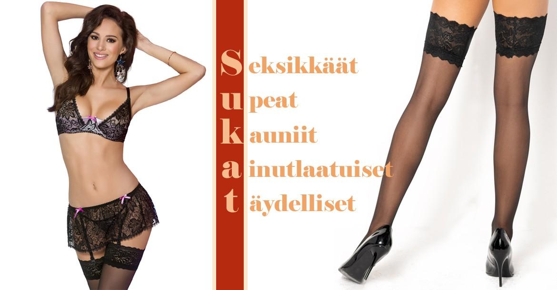 Stay Upit Sukkahousut Sukkanauhaliivit
